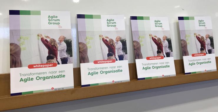 Transformatie naar een Agile organisatie