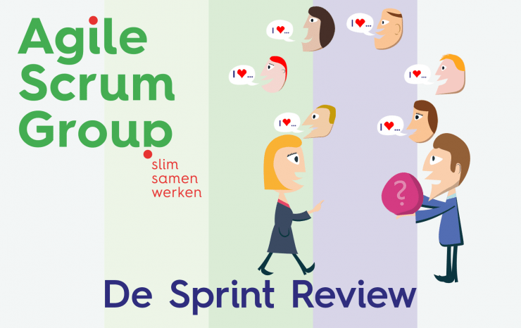 Scrum Sprint Review meeting