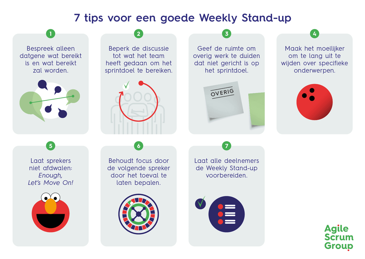 Weekly Stand-Up