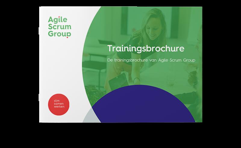 brochure agile scrum training