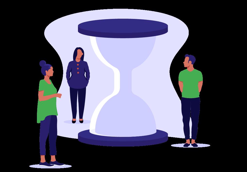hoe lang duren scrum meetings timebox