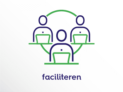 scrum master rol en taak is faciliteren