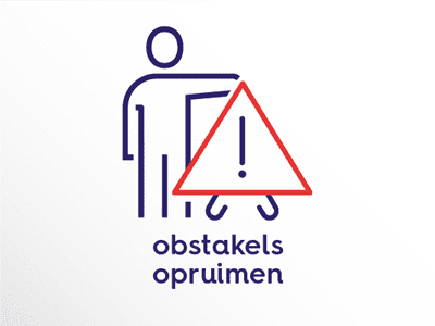scrum master rol en taak is obstakels ruimen
