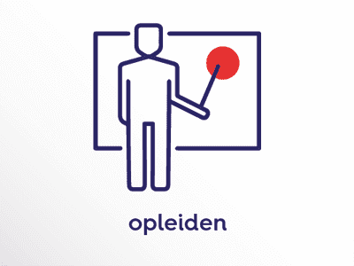 scrum master rol en taak is opleiding