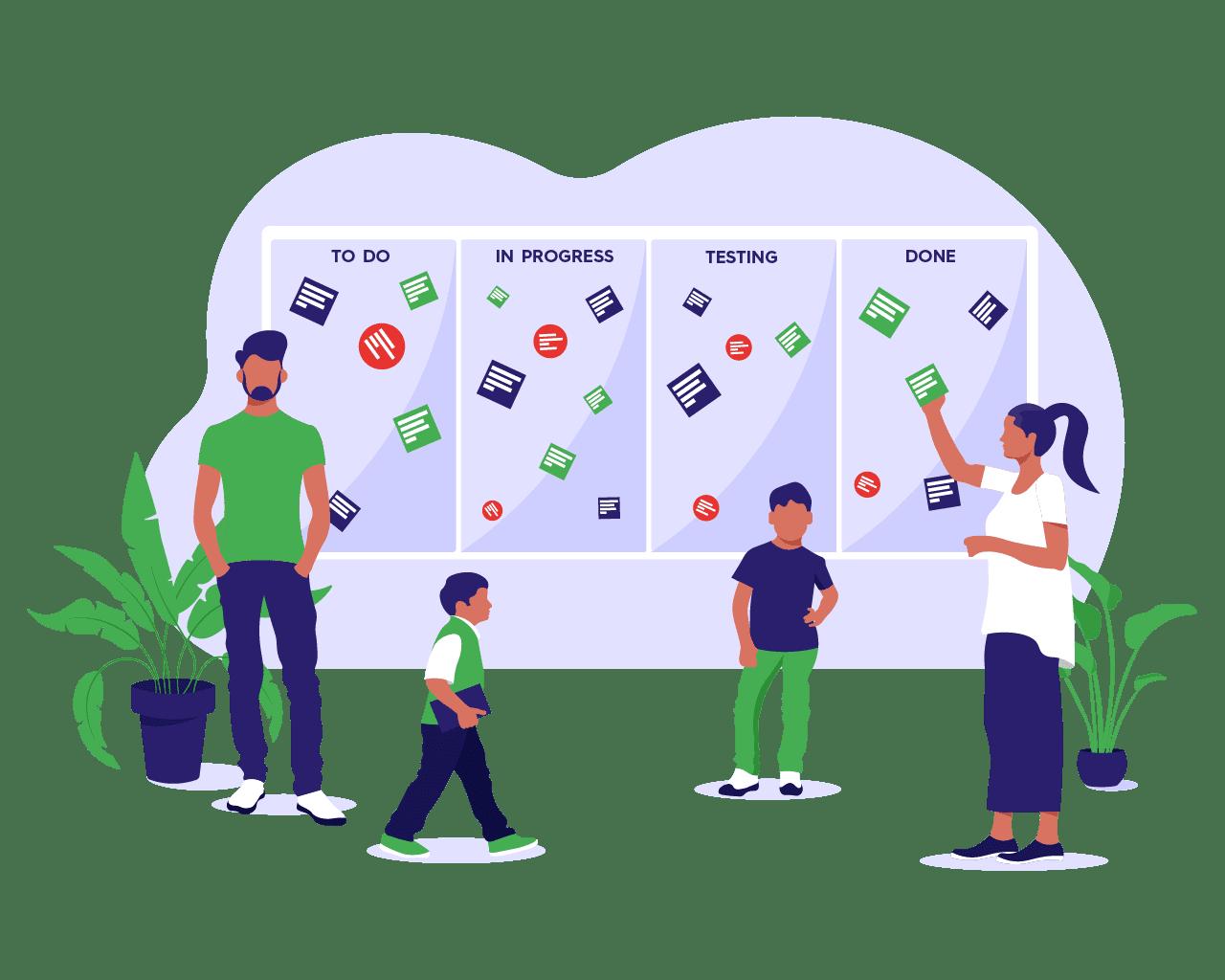 scrum en agile in het onderwijs