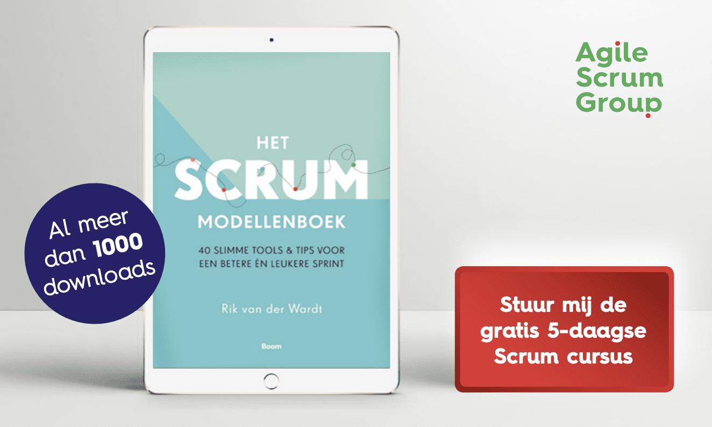 stoomcursus scrum